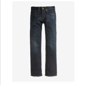 🔥NEW🔥Levi's Boys Straight Leg Jeans - 12 Slim